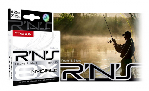 Dragon RNS Spinn Invisible Round & Silent